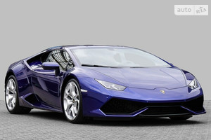 Lamborghini Huracan 5.2i AT (610 л.с.) AWD