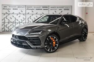Lamborghini Urus 4.0 AMT (650 л.с.) 4WD