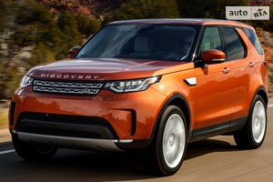 Land Rover Discovery 3.0 SD4 AT (306 л.с.) 4WD SE