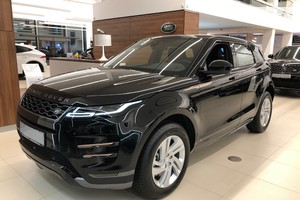 Land Rover Range Rover Evoque 2.0 Td4 AT (150 л.с.) AWD R-Dynamic S