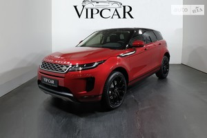 Land Rover Range Rover Evoque 2.0 Td4 AT (180 л.с.) AWD S