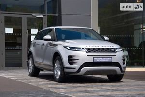 Land Rover Range Rover Evoque 2.0 Td4 AT (150 л.с.) AWD Individual