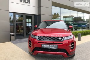 Land Rover Range Rover Evoque 2.0 Td4 AT (150 л.с.) AWD R-Dynamic SE