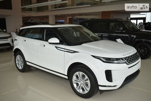 Land Rover Range Rover Evoque 2.0 Td4 AT (150 л.с.) AWD S
