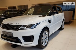 Land Rover Range Rover Sport 3.0 SD4 AT (306 л.с.) AWD HSE Dynamic Pack