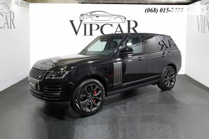Land Rover Range Rover 5.0 S/C АТ (565 л.с.) AWD SVAutobiography Dynamic