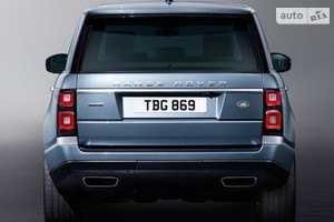 Land Rover Range Rover 3.0 S/C АТ (380 л.с.) AWD Vogue
