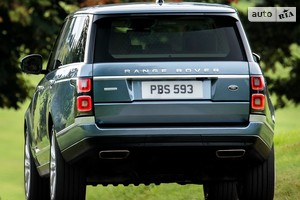 Land Rover Range Rover 3.0i Si6 АТ (400 л.с.) AWD LWB Vogue