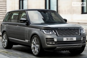 Land Rover Range Rover 5.0 S/C АТ (565 л.с.) AWD LWB Autobiography