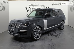 Land Rover Range Rover 5.0 S/C АТ (525 л.с.) AWD Autobiography