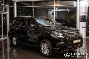 Lexus GX 460 AT (296 л.с.) Luxury