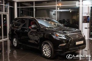 Lexus GX 460 AT (296 л.с.) AWD Luxury