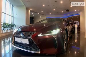 Lexus LC 500h 250 AT (208 л.с.) Luxury