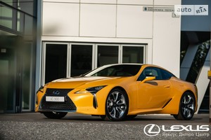 Lexus LC 500 AT (477 л.с.) Yellow Edition