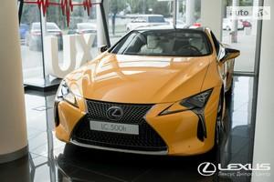 Lexus LC 500h CVT (359 л.с.) Yellow Edition