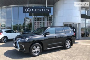 Lexus LX 450d AT (272 л.с.) Luxury