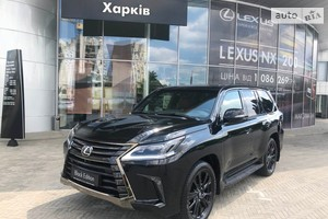 Lexus LX 450d AT (272 л.с.) Black Edition