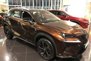 Lexus NX 200 AT (150 л.с.) AWD Business
