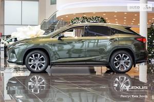 Lexus RX 450h E-CVT (313 л.с.) AWD Premium