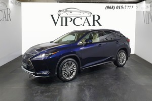 Lexus RX New 450h AT (313 л.с.) AWD Luxury