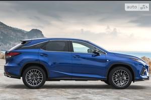 Lexus RX 350 AT (300 л.с.) AWD Premium