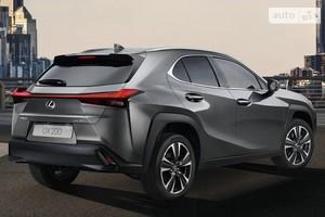 Lexus UX 200 D-CVT (171 л.с.) Launch
