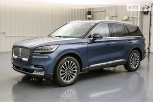 Lincoln Aviator 3.0 EcoBoost AT (406 л.с.) AWD Reserve