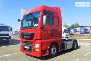 MAN TGX 18.460 4x2 Euro 6 BLS