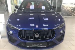 Maserati Levante GTS 3.8i АТ (550 л.с.) AWD