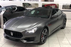 Maserati Quattroporte Trofeo 3.8 АТ (580 л.с.) GranSport