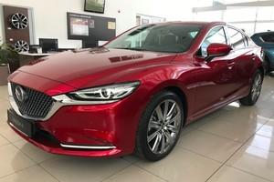 Mazda 6 2.5T AТ (231 л.с.) Top