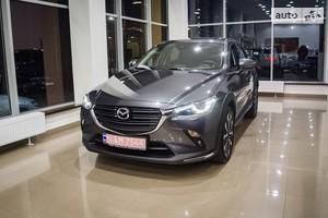 Mazda CX-3 2.0 SkyActiv-G АТ (150 л.с.) AWD Style +