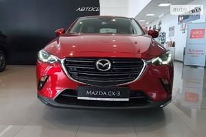 Mazda CX-3 2.0 SkyActiv-G АТ (121 л.с.) Style +