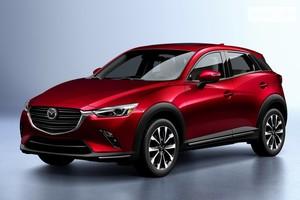 Mazda CX-3 2.0 АТ (121 л.с.) Style +