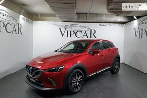 Mazda CX-3 1.5D AТ (105 л.с.) AWD Sport