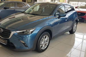 Mazda CX-3 2.0 АТ (150 л.с.) AWD Touring +
