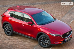 Mazda CX-5 2.5 SkyActiv-G AT (194 л.с.) Touring
