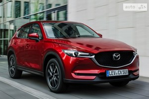 Mazda CX-5 2.0 SkyActiv-G AT (165 л.с.) 4WD Touring