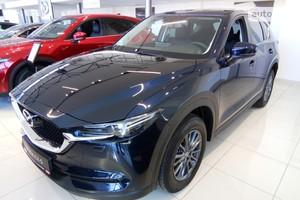 Mazda CX-5 2.0 SkyActiv-G AT (165 л.с.) 4WD Touring