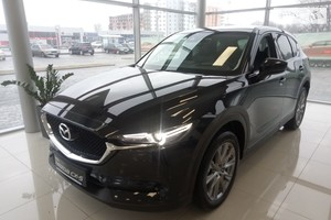Mazda CX-5 2.5 AT (194 л.с.) 4WD Style+