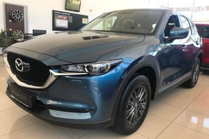 Mazda CX-5 2.0 AT (165 л.с.) 2WD Touring S