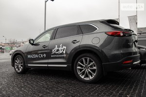 Mazda CX-9 2.5 АТ (231 л.с.) AWD Premium
