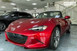 Mazda MX-5 2.0 SkyActiv-G MT (184 л.с.) Top