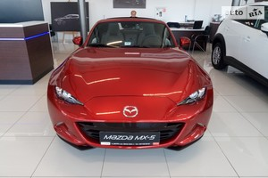 Mazda MX-5 Hard Top 2.0 SkyActiv-G AT (184 л.с.) Top