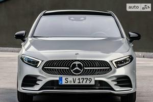 Mercedes-Benz A-Class 200d AT (150 л.с.) 4Matic