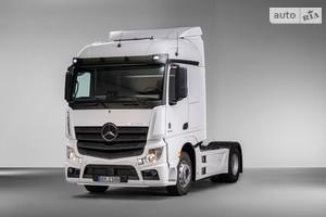 Mercedes-Benz Actros StreamSpace AT (421 к.с.) 4x2 F Edition