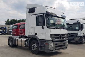 Mercedes-Benz Actros L 1841 LS AT (408 л.с.) 4X2