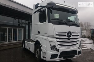 Mercedes-Benz Actros 1845 LS BigSpace AT (449 л.с.) 4X2 Individual