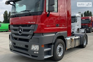 Mercedes-Benz Actros 1844 LS Megaspace AT (435 л.с.) 4X2 Individual