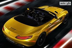 Mercedes-Benz AMG GT Mercedes-AMG GT S AT (522 л.с.) base